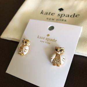 ❗️NEW❗️Kate Spade Owl Earrings